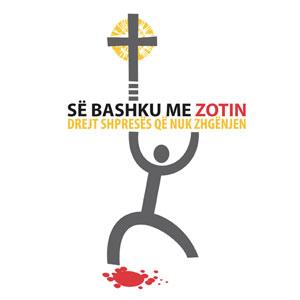 Logo - Viaggio Apostolico a Tirana (Albania), 21.IX.2014