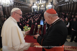 7-Apostolic Journey to Poland: Meeting with the Polish Bishops