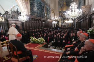 9-Apostolic Journey to Poland: Meeting with the Polish Bishops