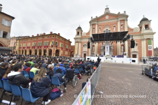 3-Pastoral Visit: Holy Mass in Piazza Martiri