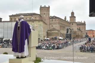 6-Pastoral Visit: Holy Mass in Piazza Martiri