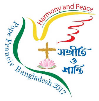 Viaje apostólico del Santo Padre a Myanmar y Bangladés (26 de noviembre - 2 de diciembre de 2017)