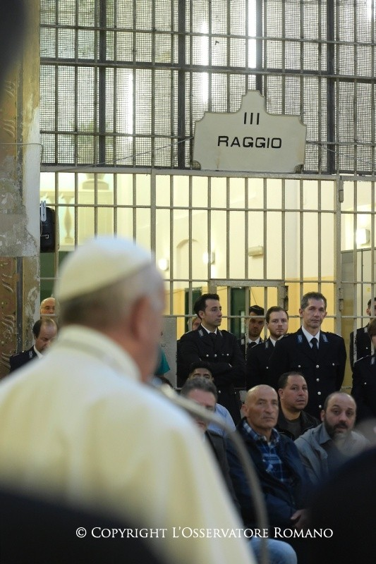 Pastoral Visit: Meeting with the detainees of the San ...