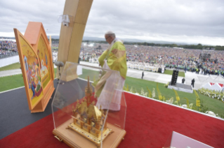 5-Apostolic Visit to Ireland: Holy Mass