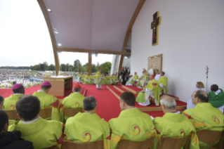 7-Apostolic Visit to Ireland: Holy Mass
