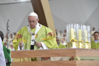 14-Apostolic Visit to Ireland: Holy Mass