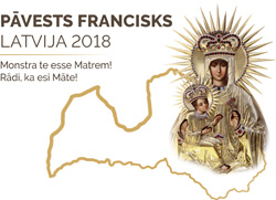 Viaje apostólico del Santo Padre a los Países Báticos (22-25 de septiembre de 2018)
