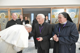 2-Apostolic Journey to North Macedonia: Meeting with Priests, their Families and Religious