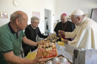 3-Visit of the Holy Father to the earthquake-affected areas of the diocese of Camerino-San Severino Marche