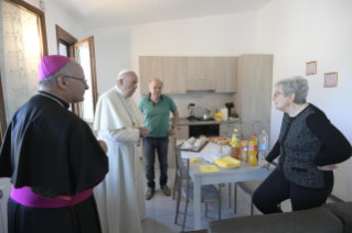 7-Visit of the Holy Father to the earthquake-affected areas of the diocese of Camerino-San Severino Marche