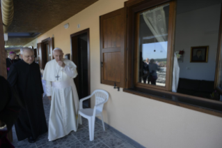 13-Visit of the Holy Father to the earthquake-affected areas of the diocese of Camerino-San Severino Marche
