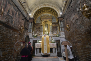 4-Visit to Loreto: Holy Mass in the Holy House of Loreto