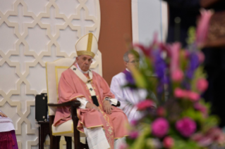 7-Apostolic Journey to Morocco: Holy Mass