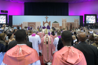 11-Apostolic Journey to Morocco: Holy Mass