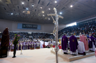 23-Apostolic Journey to Morocco: Holy Mass