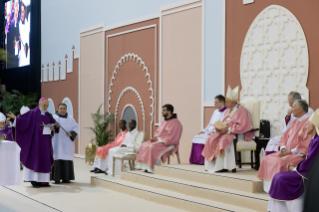 21-Apostolic Journey to Morocco: Holy Mass