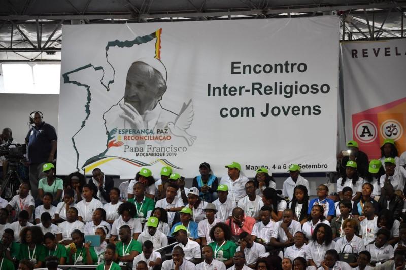 Papa, en Mozambique