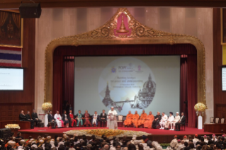 5-Apostolic Journey to Thailand: Meeting with the Leaders of the Christian denominations and Other Religions