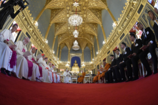 2-Apostolic Journey to Thailand: Visit to the Supreme Buddhist Patriarch