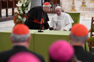 3-Visit to Bari: Meeting with bishops of the Mediterranean