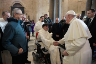 9-Visit to Bari: Meeting with bishops of the Mediterranean
