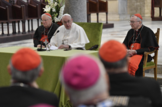 7-Visit to Bari: Meeting with bishops of the Mediterranean