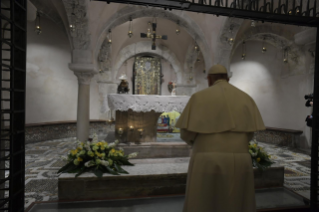 16-Visit to Bari: Meeting with bishops of the Mediterranean