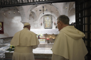 18-Visit to Bari: Meeting with bishops of the Mediterranean