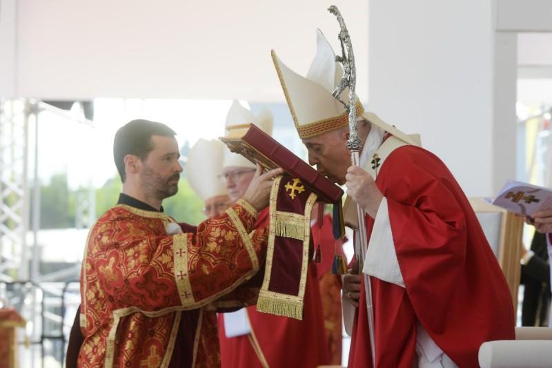 Misa en Eslovaquia