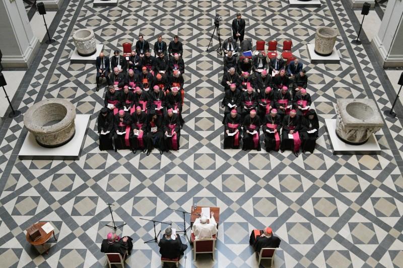 Imagen aérea del encuentro