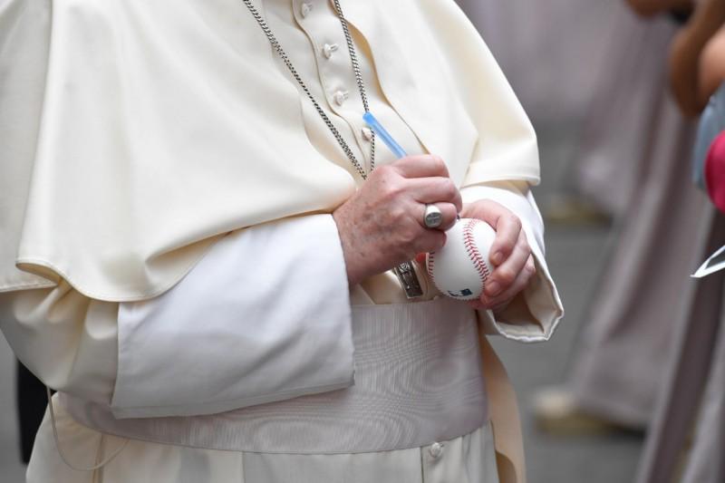 Audiencia del Papa