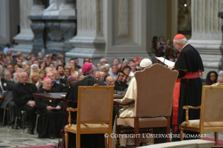 0-Opening of the Pastoral Conference of the Diocese of Rome