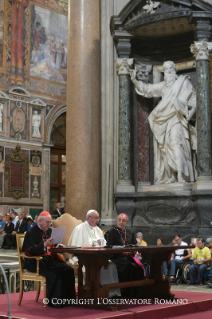 4-Opening of the Pastoral Conference of the Diocese of Rome