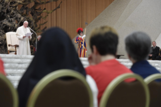 10-To participants in a Meeting promoted by the Families of the Most Precious Blood