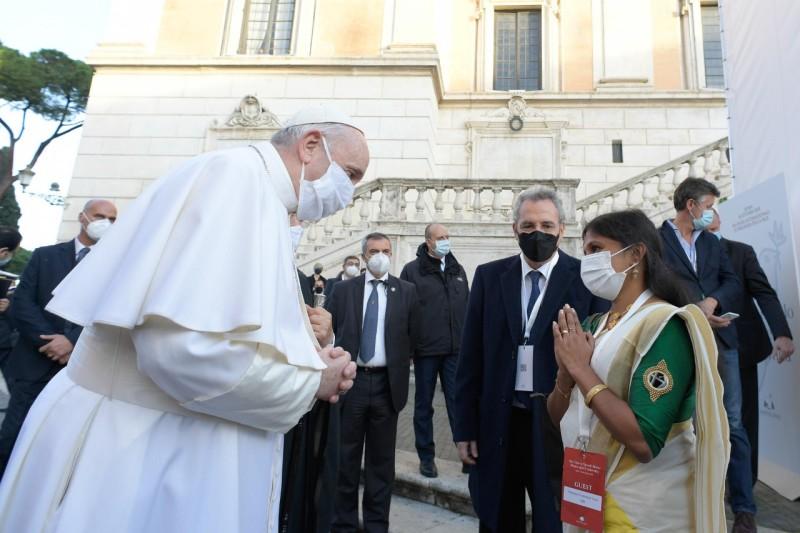 Papa e  hinduista