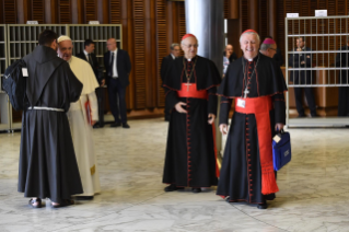 6-Opening of the XV Ordinary General Assembly of the Synod of Bishops: Introductory Prayer and Greeting of the Pope