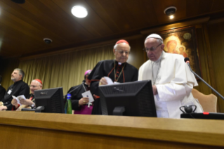7-Opening of the XV Ordinary General Assembly of the Synod of Bishops: Introductory Prayer and Greeting of the Pope