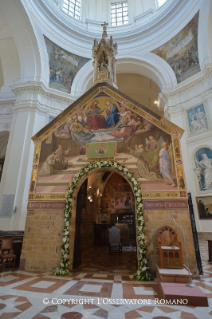 5-Visit to the Basilica of Saint Mary of the Angels - Assisi