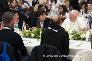 7-Address of the Holy Father on the occasion of the lunch with the poor