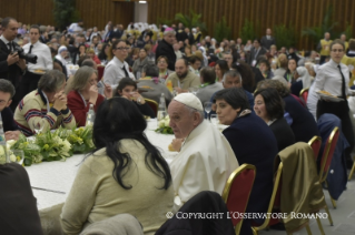 10-Address of the Holy Father on the occasion of the lunch with the poor