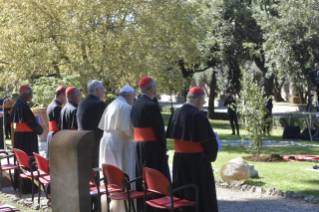 24-Feast of St. Francis in the Vatican Gardens
