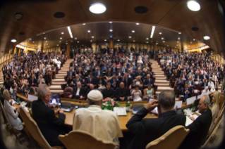 "4-Address of the Holy Father at the Workshop ""Modern Slavery and Climate Change: the Commitment of the Cities"""