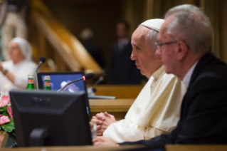 "5-Address of the Holy Father at the Workshop ""Modern Slavery and Climate Change: the Commitment of the Cities"""