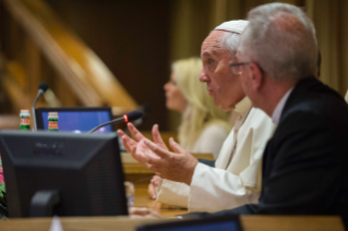 "0-Address of the Holy Father at the Workshop ""Modern Slavery and Climate Change: the Commitment of the Cities"""