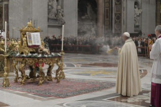 8-Celebration of Vespers and Te Deum in Thanksgiving for the past year