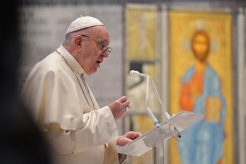 El Papa y el icono