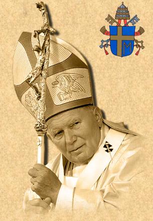 San Juan Pablo II - Karol Józef Wojtyła