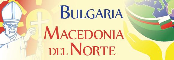 Iglesias de Bulgaria y Macedonia del Norte