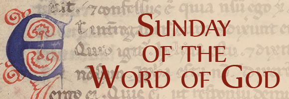 Sunday of the Word of God [26 January 2020]