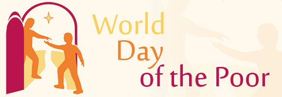 World Day of the Poor - 17 November 2019